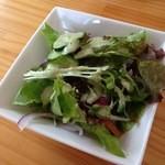 toko - ランチのサラダ