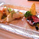 チンギアーレ - 前菜