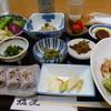 うどん山菜 塩屋 - 料理写真:塩谷定食 ¥1080