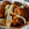 中華レストラン愛愛 - 料理写真:酢豚