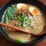 北斗辛軒 - 担々麺 味玉トッピング