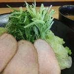 かみ - つけ麺  並(1玉)のアップ〜❤️