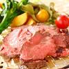 スタイル南青山 STYLEビュッフェ - 料理写真:牛フィレ肉のタリアータ