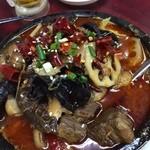 40883054 - 牛バラ肉の麻辣煮込み