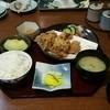 お食事処 利 - 料理写真:唐揚げ定食 夜1000円 昼?円(不明)