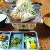 旅館藤乙 - 料理写真:朴葉味噌定食