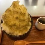 40909868 - オリジナル擂茶氷 葛餅入り