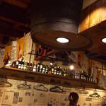 イタリアン酒場 TAKEYA - 内観