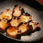横浜 野田岩 - 蛸の柔らか煮 メニューにはない肴です