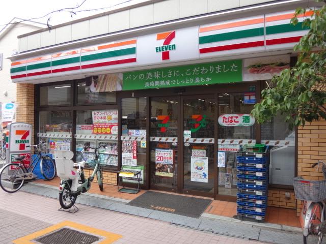 セブンイレブン 豊島駒込6丁目店