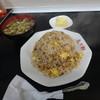 来々軒 - 料理写真:焼豚炒飯