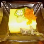 味季 和遊 - とうもろこし豆腐
