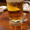 イタリアン酒場 TAKEYA - ドリンク写真:生中 518円