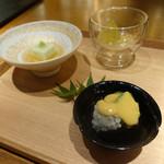 小石 - 前菜3品
