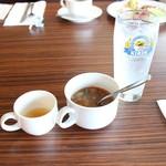 アルページュ - スープ2種