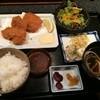 旬菜酒処「与力」 - 料理写真:マグロカツ定食780円(税込)