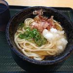はなまるうどん  - 料理写真:鬼おろし茎わさび(中)500円