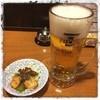 焼鳥・鳥唐 えびす丸 - 料理写真:連休も最終日(;_;) 早よから飲みます☆