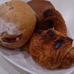 脇本陣 - 本日のパン