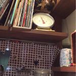 CIMOLO CAFE - 内装
