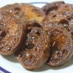 BURDIGALA - 甜菜糖のパン・オ・セック