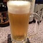 ひ - ビール