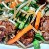 黄龍 - 料理写真:レバニラ野菜炒め