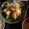和カフェ 茶囲家 - 料理写真:唐揚げ定食