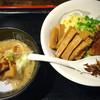 我流家 - 料理写真:Chura Sio まぜつけ麺 + メンマトッピング 780円