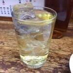味珍 - りんご酒201506