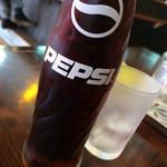 北海道らーめん 味源 - ペプシ瓶