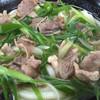 釜福うどん - 料理写真:肉うどん