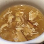 ステーキ宮 - ☆椎茸と玉子のスープ☆