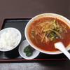 まっちゃ好好亭 - 料理写真:好好ラーメン+餃子セット 1050円+税