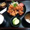 芳味亭 - 料理写真:鶏のから揚げ定食