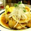レスト&カフェ キャティ - 料理写真:若鶏の甘辛にんにく醤油焼き