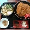 伽羅苑 食事処 - 料理写真:ソースカツ丼