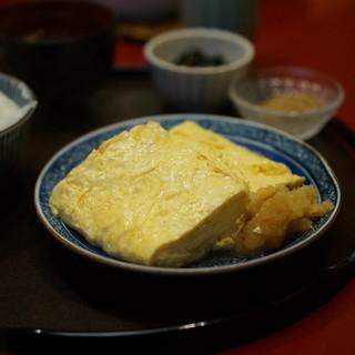 やげんぼり - 料理写真:八坂の出汁巻き