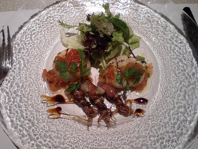フランス料理 ポン・マリー 高槻店