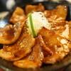 とんすけ - 料理写真:豚丼バラ(ニクメシ大盛り
