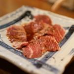 ヒレ肉の宝山 - ハラミ(980円)