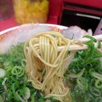 もっこす - 中華そば、麺もバッチリです