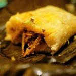 サルシータ - タマレスの中身、美味し!