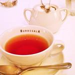 ワインバー&レストラン ブルディガラ - ランチの紅茶