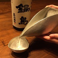 当店でしか味わえない高級錫酒器で佐賀の地酒をお楽しみ下さい!