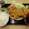 みんけい - 料理写真:チキンカツ定食 税込¥900