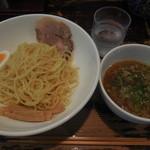 黒兵衛 - 醤油つけ麺 ¥750→¥500