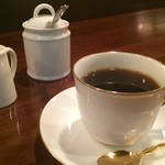 蔦珈琲店 - ホットコーヒー