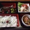 大雪高原山荘食堂 - 料理写真:セットご膳
