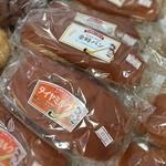 大漁鮮華 - 料理写真:ダイヤミルク 金時パン